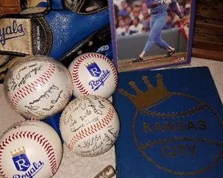K. C. Royals items