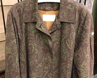New! Jones and Company New York coat!