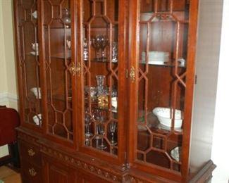 Pioneer Furniture china cabinet