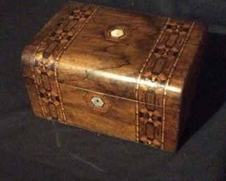 19th century antique box