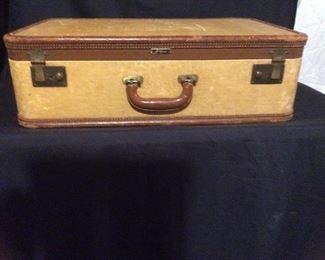 Amelia Earhart suitcase