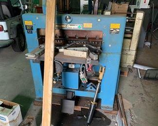 print press equipment