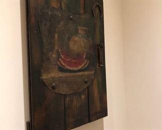 Barn Door Art $75