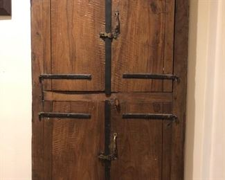 Wooden Door Art $50