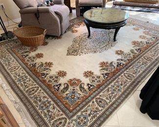 8'x11' Persian rug