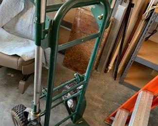 Industrial handcart