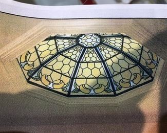 Large custom Plexiglass Dome for interior use