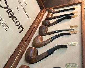 one of many many pipe collection sets