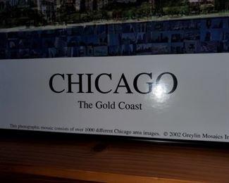 Chicago Gold Coast framed print