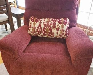 New, still with tags, Lazy Boy Recliner