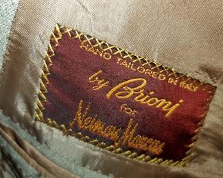 Men's clothes, Brioni For Neimann
