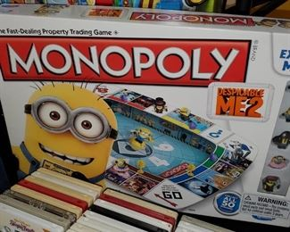 Games, Monopoly