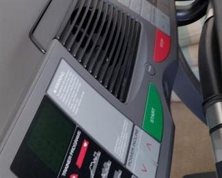 Treadmill, Space saver
