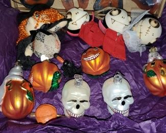Halloween, Holiday Decor