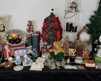 Holiday Decor, Christmas