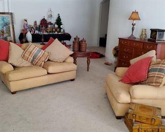 Lee Leather furniture, Baker - Milling Road Cabinet, Home decor