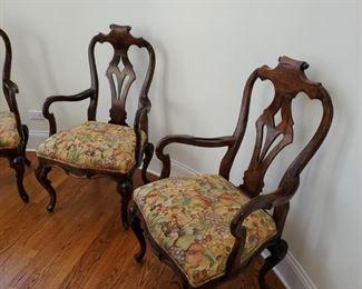 8 Kitchen chairs