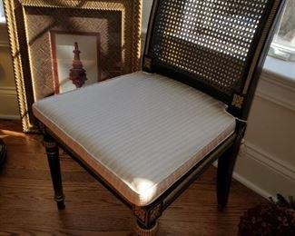 Baker Chairs, Matching Set