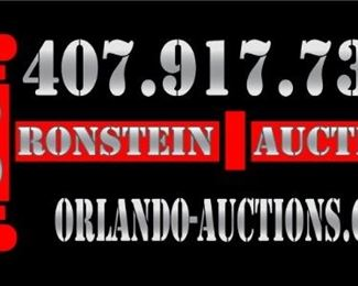 Bronstein Auction Logo