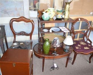 Victorian era & style furnishings
