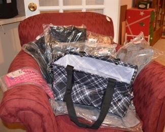 new Thirty-one canvas bags & totes
