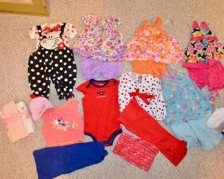 baby clothes - with tags