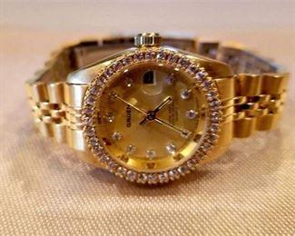 4. Vintage Gruen watch