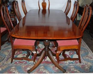 Dining Table by Baker