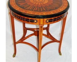 Table by J. Widdicomb