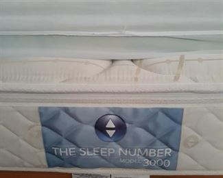 Sleep Number Bed  3000