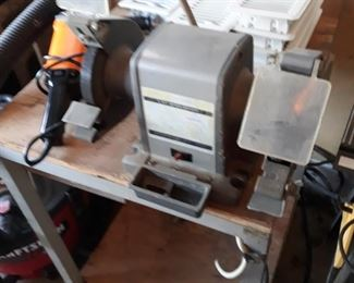 Bench top grinder / sharpener