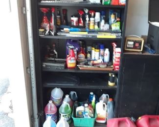 Automotive  cleaning  supplies and etc...