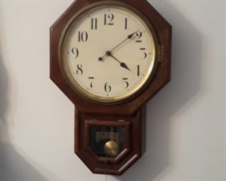 Regulator clock