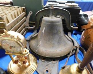 No 2 Cast Iron Bell