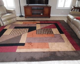 Large Contemporary Rug