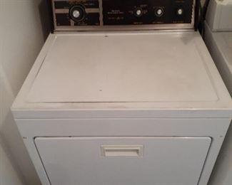 Gas dryer $50 Runs good