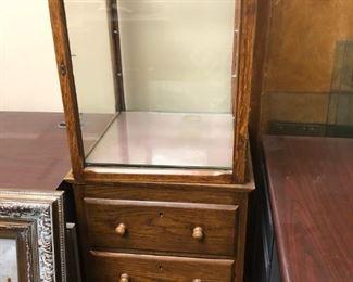 Great Vintage Display Case
