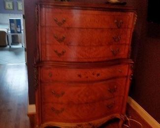 Antique/vintage french chest
