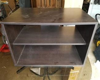 2 Tier Shelving with Laminate Face