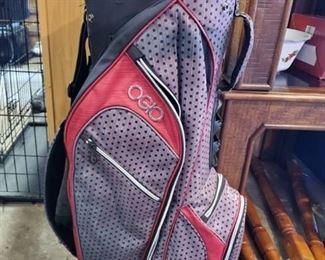 OGIO Womens Pink Golfers Bag
