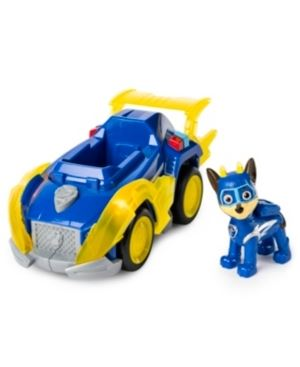 PAW Patrol Mighty Pups Super Deluxe Vehicle - Chase