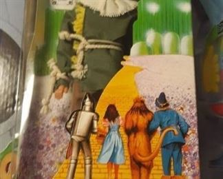 Wizard of Oz 50th Anniversary Scarecrow 1988