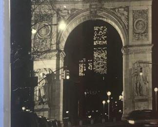 Mid 60s Photo of Washington Sq Arch NYC