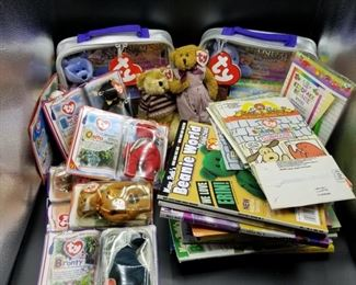 Beanie Baby Toys and Books https://ctbids.com/#!/description/share/331165