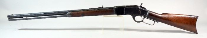 Winchester Model 1873 .38 WCF Lever Action Rifle SN# 479859B