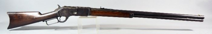 Winchester Model 1876 .45-75 Cal Lever Action Rifle SN# 11697,No Mag