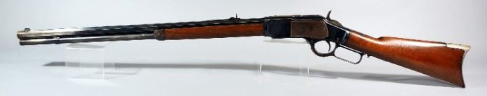 Winchester Model 1873 .38 WCF Lever Action Rifle SN# 252623B, Octagonal Barrel