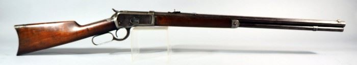 Winchester Model 1892 .38 WCF Lever Action Rifle SN# L70452