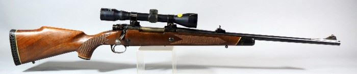 Winchester Model 70 30-06 Springfield Bolt Action Rifle SN# G1082467, With Tasco No. 647V Scope