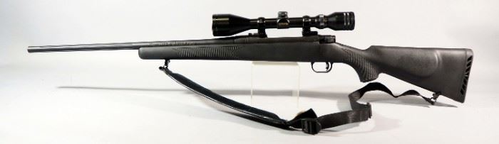 Mossberg Model ATR .270 WIN Bolt Action Rifle SN# ATR075393, Fluted Barrel, With Simmons 3-10 x 44 Scope And Sling